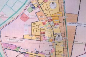 Gia đình bán lô đất dịch vụ 50m2 - 60m2 thôn Đào Nguyên, xã An Thượng, Hoài Đức, Hà Nội, 20 tr/m2