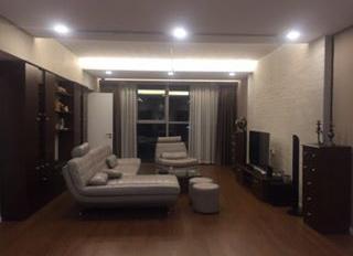 Cho thuê CHCC Dolphin Plaza 181m2, 3PN, nội thất cao cấp, căn góc tầng 21, 20 triệu; LH: 0903448179