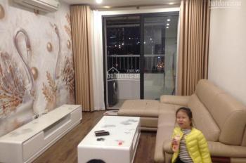 (0989.848.332) cho thuê CHCC FLC Phạm Hùng 70m2, 2PN, full đồ 11triệu/tháng nhà mới tinh