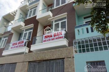 Nhà 5.5 tỷ, 4x17m = 68m2, trệt + 3 lầu, đường 5m, ngay chợ Hiệp Bình, cách Phạm Văn Đồng 200m