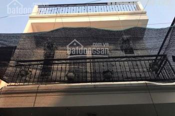Cho thuê nhà riêng phố Hồng Hà - Cầu Đất 60m2 x 2,5T, giá 9tr/th, đủ đồ mới, đẹp