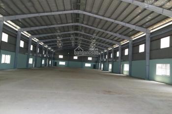 Cho thuê nhà xưởng KCN Bàu Bàng, Bình Dương