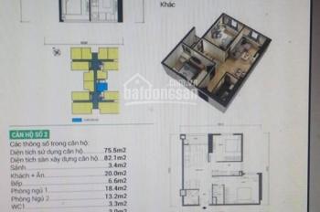 Bán chung cư Housinco Grand Tower Nguyễn Xiển, giá: 26 triệu/m2, LH: 0948983868