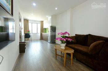 Cho thuê căn hộ dịch vụ cao cấp phố Xuân Diệu, view Hồ Tây