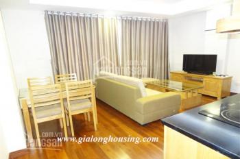 Cho thuê căn hộ dịch vụ 1 phòng ngủ ở phố Lạc Chính, Trúc Bạch