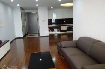 Cho thuê chung cư CT1 Vimeco, căn góc 133m2, 3PN, đủ nội thất, 14 triệu/tháng, LHTT: 0896630235