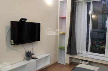 Cho thuê căn hộ đủ đồ (New) Hàm Long, Hàng Bài, Hoàn Kiếm, Hà Nội 7,5 - 9tr/th. 0963488688