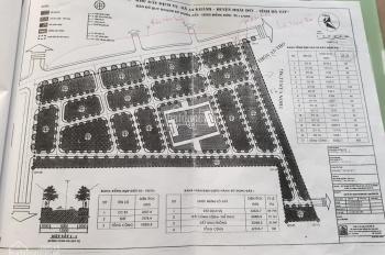 Bán đất dịch vụ thôn Yên Lũng, xã An Khánh, Hoài Đức, Hà Nội diện tích 39.2m2 đến 50m2, 23 tr/m2