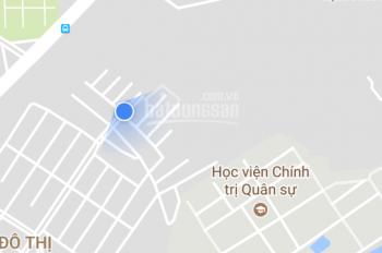 Cần bán đất dịch vụ trong khu đô thị Văn Khê, MT 4m x sâu 12,5m giá thỏa thuận