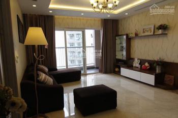 Chính chủ bán căn góc số 10 tháp A Golden Palace, DT: 125m2, 3PN, 2WC, full nội thất, giá 31 tr/m2