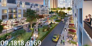 Bán shophouse Gardenia Vinhomes Mỹ Đình, mặt phố Hàm Nghi, Hà Nội, DT: 93m2, MT 6m*5T, giá 28.5 tỷ