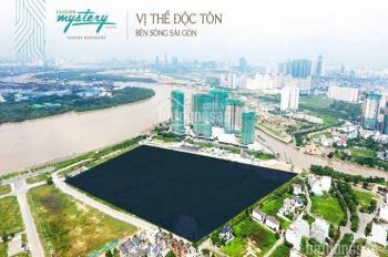 Saigon Mystery Villas, sở hữu ngay đất nền kim cương ven sông duy nhất tại quận 2, LH 0938138349