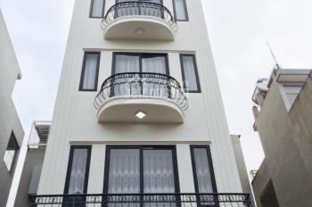 Bán nhà xây mới đẹp, MP Ngô Thì Nhậm, Hà Đông, HN, ô tô vào nhà, KD tốt 50m2, 5T, 5.3 tỷ 0989012485