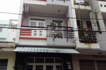 Cho thuê nhà mới sửa khu Bình Phú 1, có 3 phòng