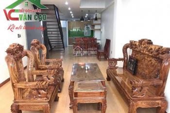 Cho thuê nhà 4 tầng lô 22 Lê Hồng Phong để ở và làm văn phòng