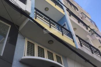 Cho thuê nhà hẻm 224/5B, Lý Thường Kiệt, gần nhà thi đấu Phú Thọ, Q. 10
