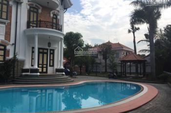 Bán siêu villa 1500m2 đẳng cấp nhất tại Thảo Điền Quận 2, nội thất khủng phong cách Châu Âu