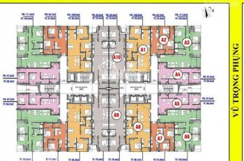 Chung cư Mỹ Sơn 27tr/m2 full nội thất - 104m2, 3 phòng ngủ. Ban công ĐN: 0918114743