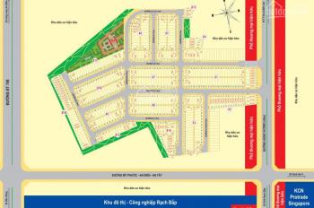 Mở bán dự án mới -  Bến Cát Center City 2 - 575 triệu/nền 110m2. LH: 0911891081