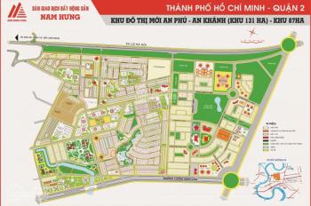 Chuyên mua bán nhà đất khu dân cư An Phú An Khánh, (4mx20m, 5mx20m, 10mx20m, 10mx16m) 0949003009