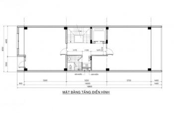 Chính chủ cần cho thuê nhà nguyên căn 550m2 mới xây dựng xong đẹp giá 60 triệu/th. LH 0932069399
