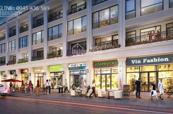 Shophouse Times City cho thuê văn phòng, showroom, ngân hàng