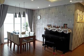 Bán căn hộ 85m2, 2PN, tháp B Golden Palace Mễ Trì, giá 33 tr/m2, full nội thất, bao phí sang tên