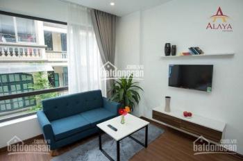 Cho thuê chung cư full đồ cao cấp, full dịch vụ, ở Trần Thái Tông, Duy Tân, Trần Quốc Hoàn