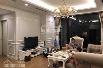 Cho thuê chung cư Home City 2 phòng ngủ, căn góc tầng 18, đồ đẹp 14 tr/tháng, LH 0918 441 990