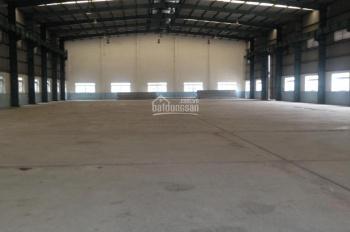 Cho thuê kho xưởng 600m2, 1200m2, 2500m2, 5000m2 tại cụm công nghiệp Thanh Oai, Hà Nội