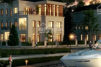 Bán biệt thự Vincity Quận 9 view sông, mua ở hay đầu tư đều sinh lợi cao. LH 0909763212