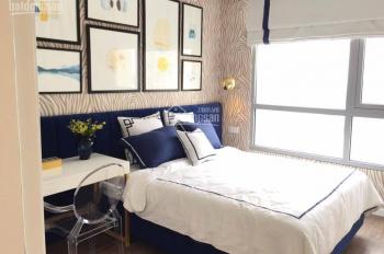 Cho thuê căn hộ Vinhomes Tân Cảng, 2 phòng ngủ, quận Bình Thạnh