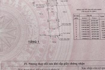 Đất sổ riêng 6.7 tỷ, 4.5x21m = 94.4m2, MT kinh doanh đường 38 gần chợ Hiệp Bình, P. Hiệp Bình Chánh