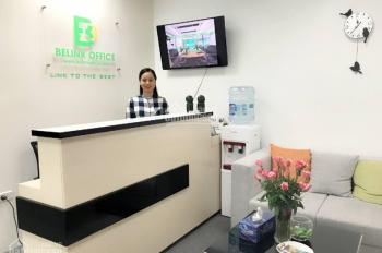 Cho thuê văn phòng full nội thất mới 100% tại tòa nhà hàng A: Gelex Tower 52 Lê Đại Hành, Hà Nội