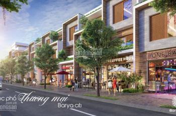 Bán nhà phố xây sẵn, tiện ích đầy đủ ngay cạnh trung tâm hành chính, an ninh 24/24, LH: 0901818281
