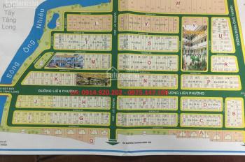 Bán gấp lô E, dự án đất nền sổ đỏ dự án Sở Văn Hóa, Quận 9, giá 50 tr/m2