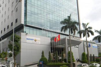 Tòa nhà văn phòng CMC Duy Tân nhiều diện tích trống cho thuê từ 117m2 - 1000m2. LH 0988 392 423