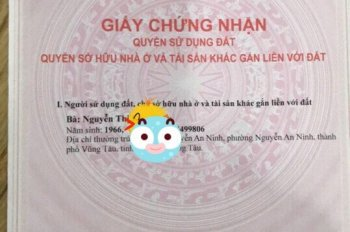 Cần bán gấp lô đất mặt tiền đường Đồng Văn Cống, phường Thạnh Mỹ Lợi, Q2 36 triệu/m2