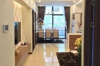Cho thuê căn hộ Trung Yên Plaza 110m2, 2 phòng ngủ, full nội thất, giá 13tr/tháng. LH 097.186.1962