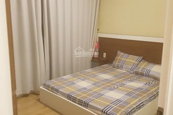 Cho thuê căn hộ 1PN CC Screc Tower, Quận 3, TPHCM, DT 55m2, lót sàn gỗ, đầy đủ nội thất 11tr/th