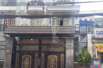 Bán hoặc cho thuê biệt thự 3.5 tấm mặt tiền đường Bình Trị Đông, 8x25m giá 13tỷ7 TL