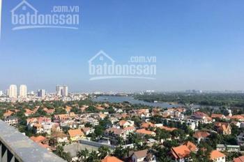 Cho thuê căn hộ Masteri, Xa Lộ Hà Nội, 1PN, 2WC, view ĐN, cửa Tây Bắc, DT: 55m2, giá 14tr/tháng