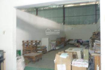 Cho thuê nhà kho 180m2 đường Phú Thuận, Quận 7 giáp Phú Mỹ Hưng, kho mới xây dựng đẹp
