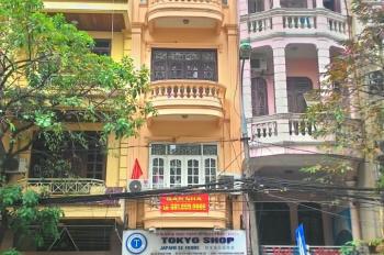 Bán nhà mặt tiền kinh doanh đẹp phố Vũ Ngọc Phan, Đống Đa, SĐCC