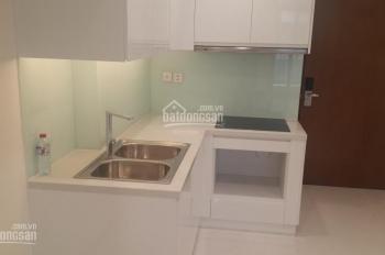 Cho thuê căn hộ 1 phòng ngủ Vinhomes Tân Cảng nội thất cơ bản, giá cho thuê 15tr/tháng