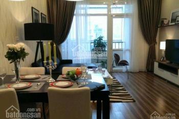 Cho thuê chung cư The Garden 118m2, 2 phòng ngủ, đủ nội thất, 17 triệu/tháng. LHCC: 0936105216