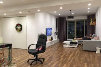 Cho thuê căn góc 132m2 tòa A chung cư 165 Thái Hà đủ nội thất 15 triệu/tháng. LHCC: 0936105216
