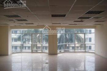 Cho thuê văn phòng quận Thanh Xuân, phố Hoàng Văn Thái 50, 80, 150m2... 800m2 giá 120k/m2/tháng