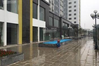 Cho thuê mặt bằng kinh doanh tầng 1 - Shophouse chung cư Đồng Phát Park View