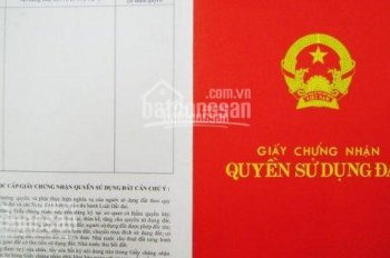 Chính chủ cần bán lô đất 92m2, ngay trung tâm KCN Quất Động, Thường Tín, LH: 0989.33.45.66